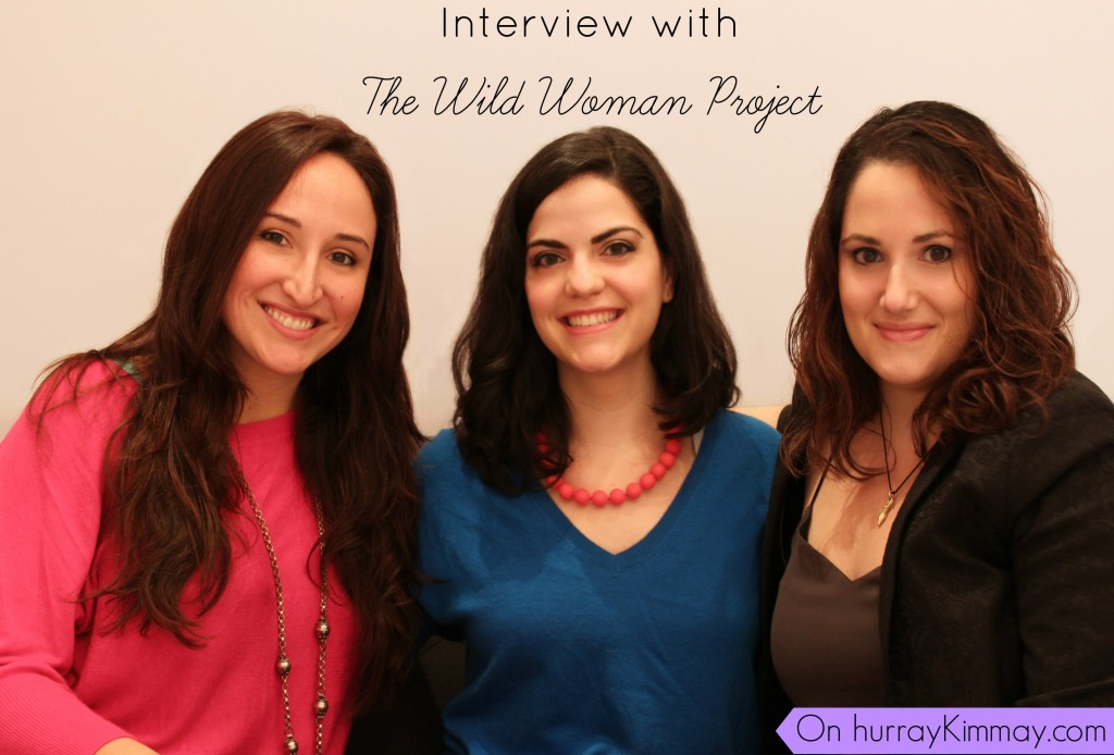 Interview with the Wild Woman Project on Hurray Kimmay