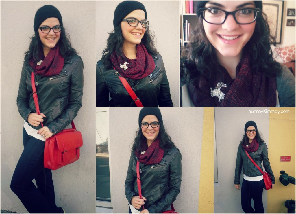 Diy Scarf Tutorial With That 39 S Sew Trina Video Hurray