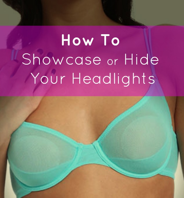 How to Showcase or Hide your Headlights Title