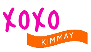 xoxo Kimmay blog signature