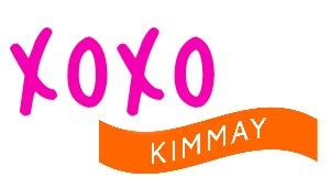 xoxo Kimmay blog signature