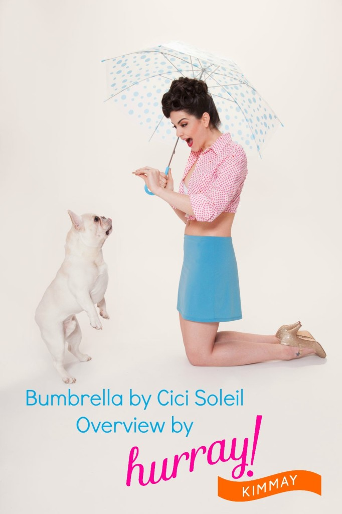 Bumbrella featured on Hurray Kimmay