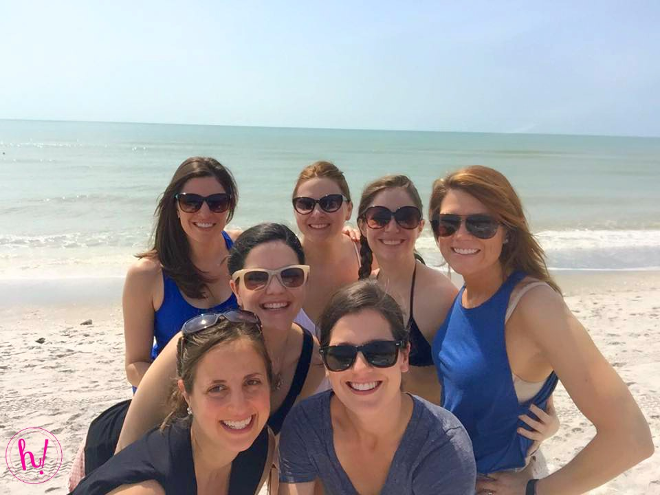Girlfriends trip to Florida Hurray Kimmay