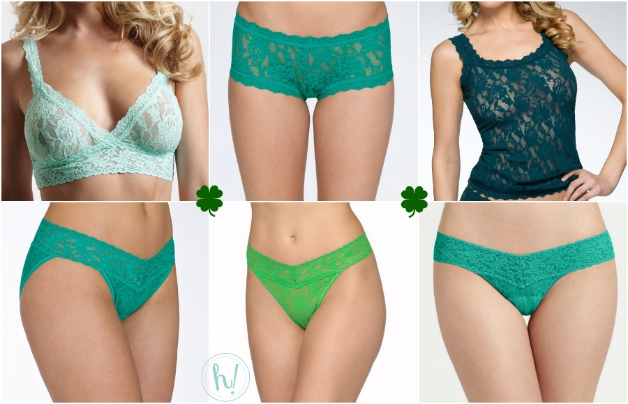 Hanky Panky St. Patrick's Day Hurray Kimmay