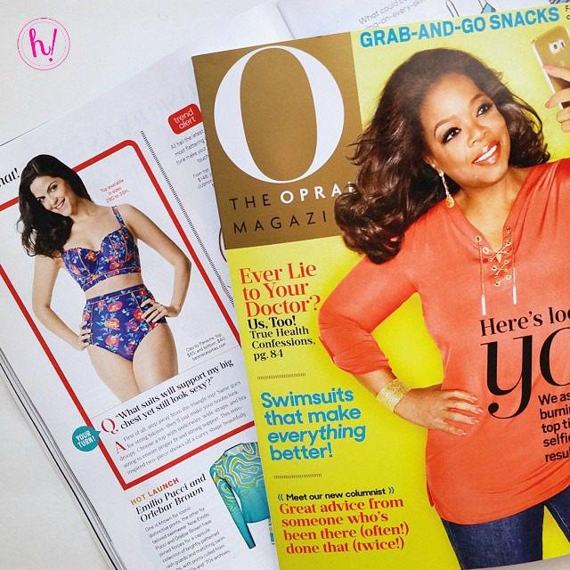 O Mag Kimmay in O The Oprah Magazine