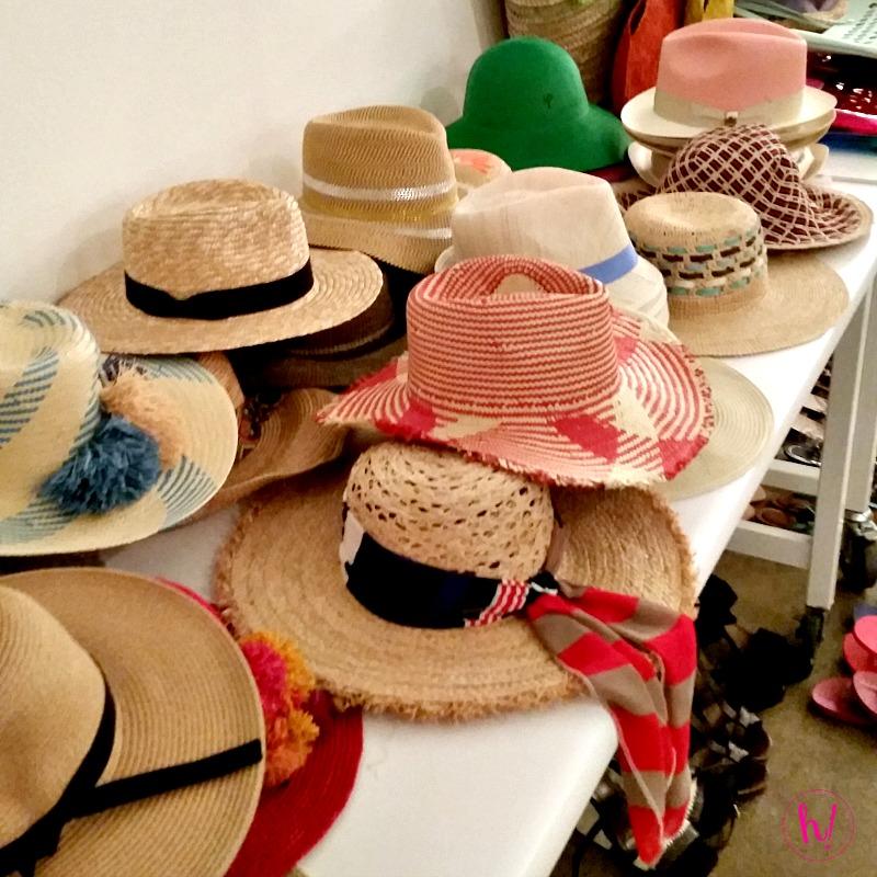 O Mag straw hats