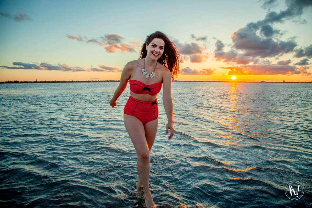 Find your two piece bathing suit confidence with Hurray Kimmay