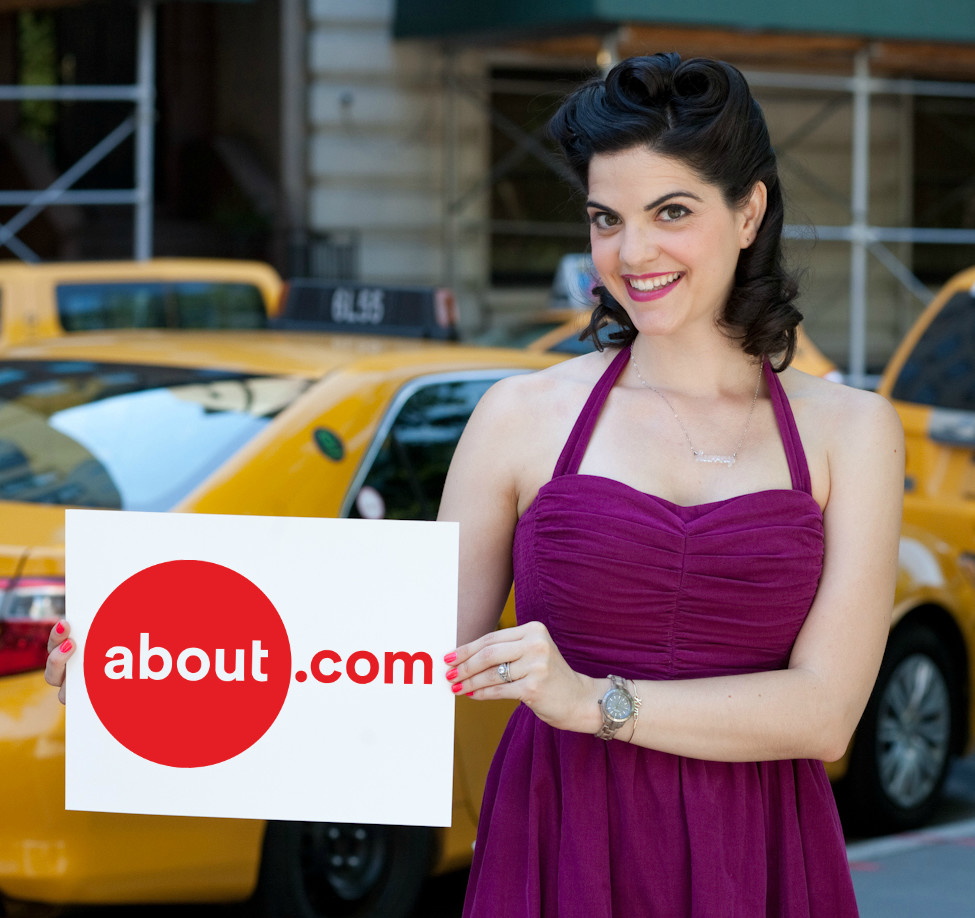 I'm the New About.com Lingerie Expert