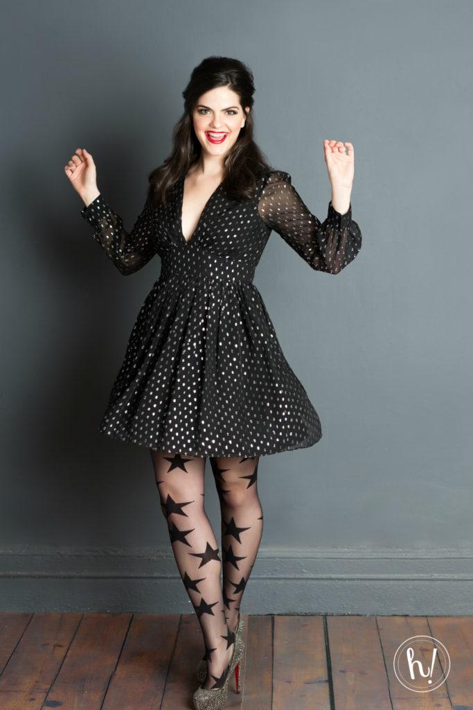 Own Your Sexy Hurray Kimmay blog, Kimmay wearing Jill by Jill Stuart dress