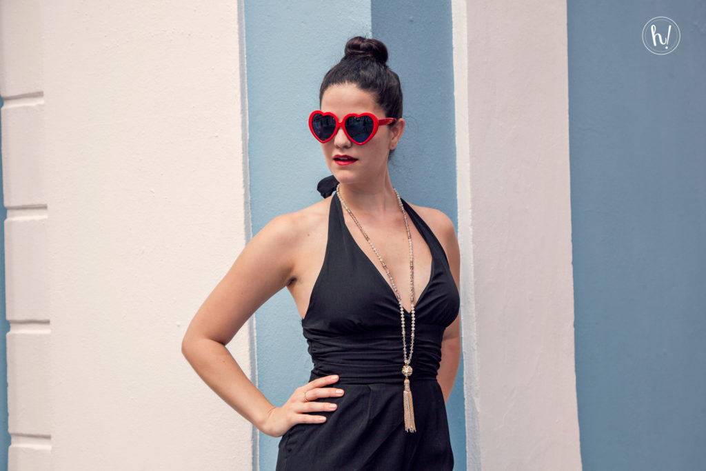 f9be90d31d846c Kimmay in jumpsuit and no bra with nipple covers-Hurray Kimmay blog