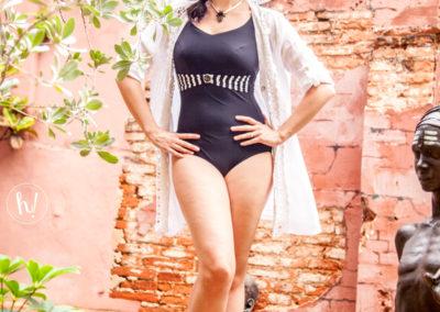 Kimmay wearing Anita one piece PR