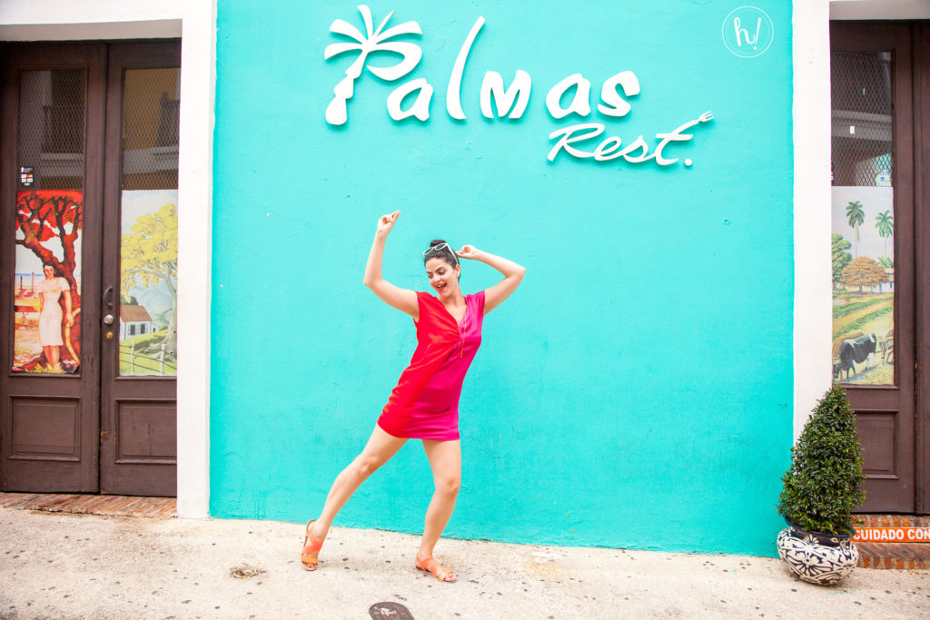 kimmay dancing in puerto rico, love your legs blog post on hurray kimmay