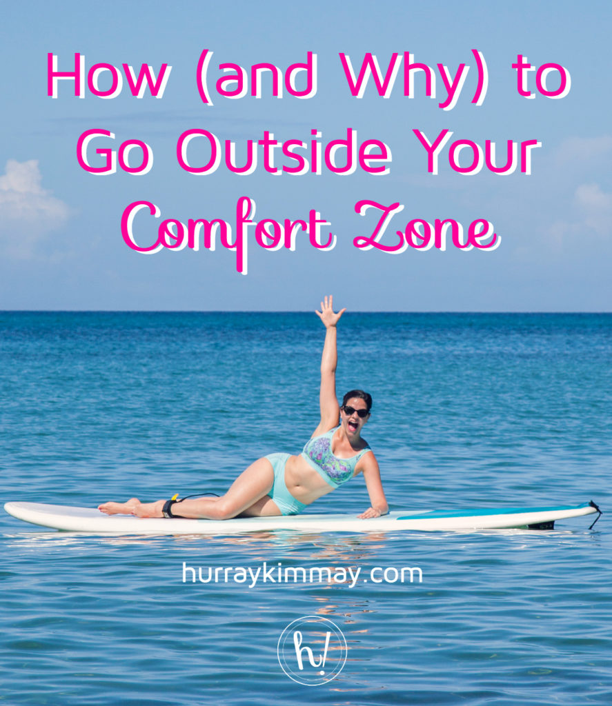 new comfort zone title image