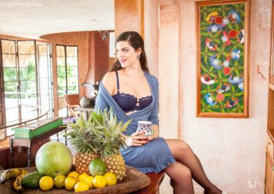 kimmay-wearing-montelle-bra-and-fleurt-robe-nourish
