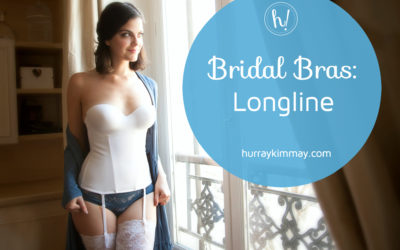 Bridal Bras: Longline