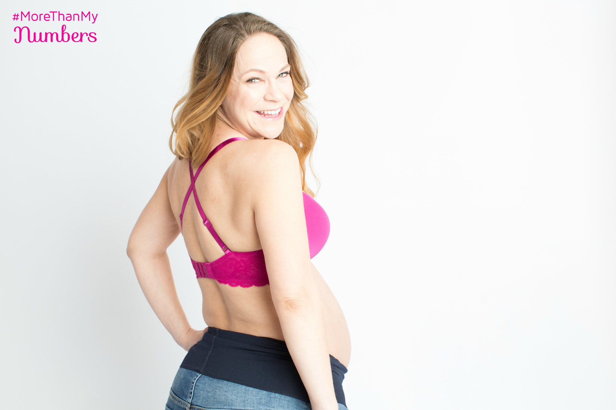 Ferna just learned how to get a correct maternity bra, do you know the best tips? More on the blog