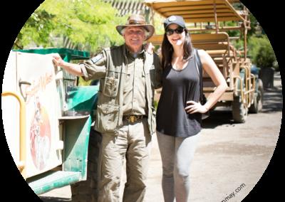 Hurray Kimmay Journey Safari West