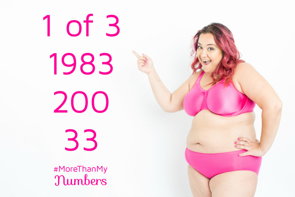 Suzette and her numbers, remember these are information, not a definition