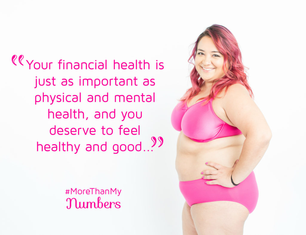 Running away from your financial health? You deserve to put it first.