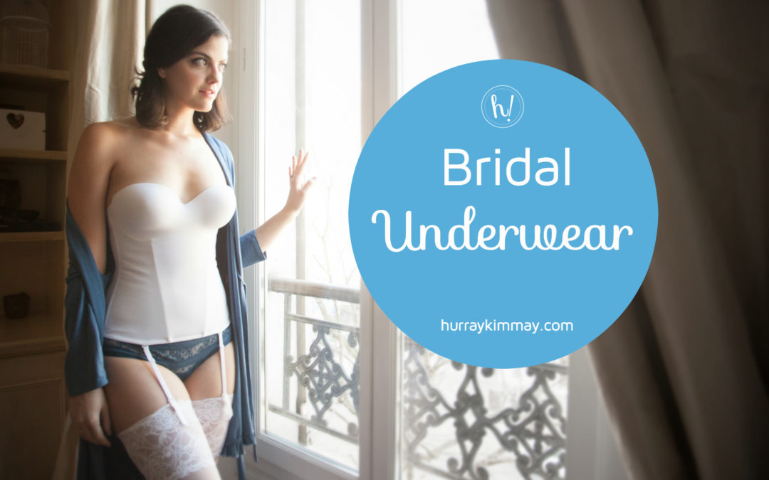 209d1cefb4 Bridal Underwear - Hurray Kimmay