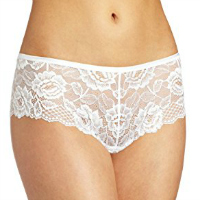 white lace boyshort from Felina