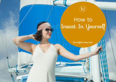 How tin invest in yourself hurray kimmay blog