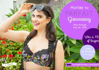 hurray for parfait giveaway LA image