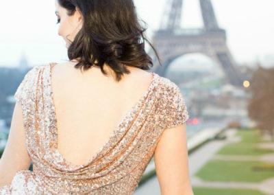 hurray kimmay nubra paris sequin dress back