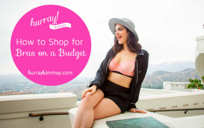 Shopping For Bras on a Budget