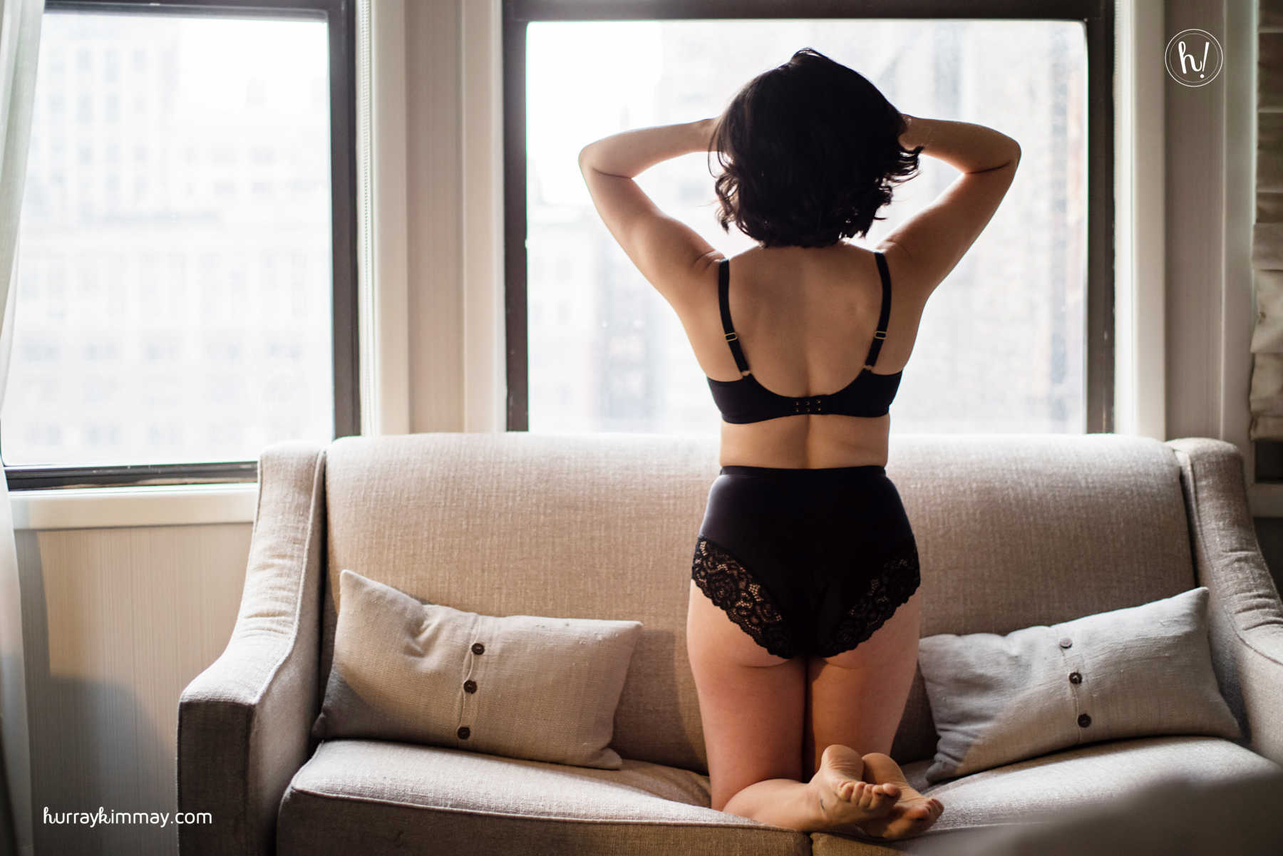 You deserve a self care ritual. Why not do it with your everyday bra routine? Kimmay shows you how in the blog.
