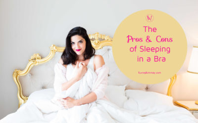 Pros & Cons of Sleeping in a Bra