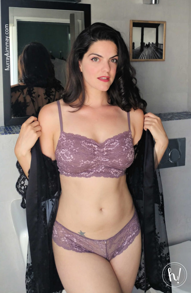 This montelle bra is a great sleep bra option. Kimmay talks the pros and cons of sleep bras in this Hurray Kimmay blog.