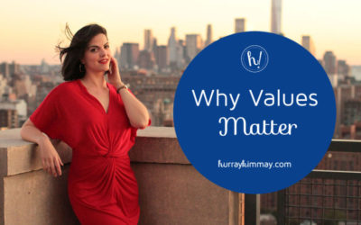 Why Values Matter