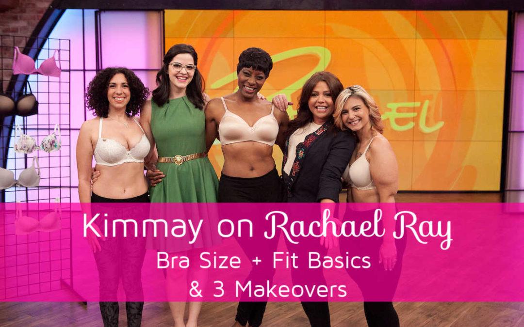 Kimmay on Rachael Ray No. 1