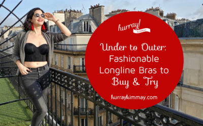 Fashionable Longline Bras