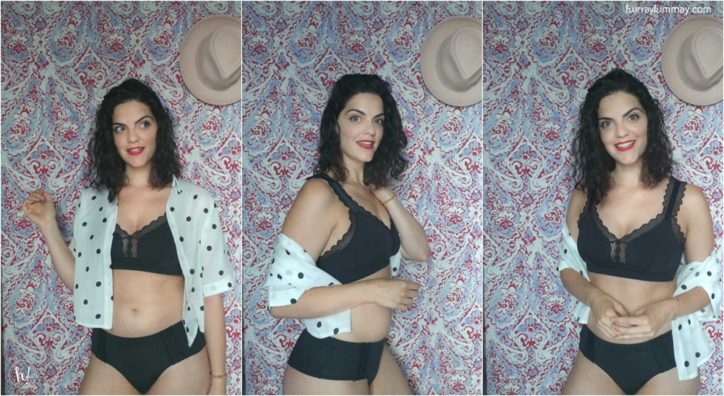 This Parfiat Dalis bra is so versatile! Check out more details on the Hurray Kimmay blog!