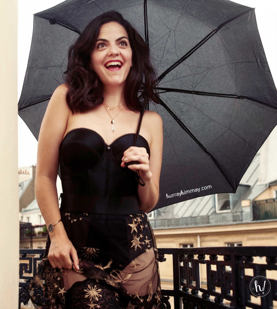 Sometimes a longline bra is the perfect addition to a fun night out! Read more in this Hurray Kimmay blog.
