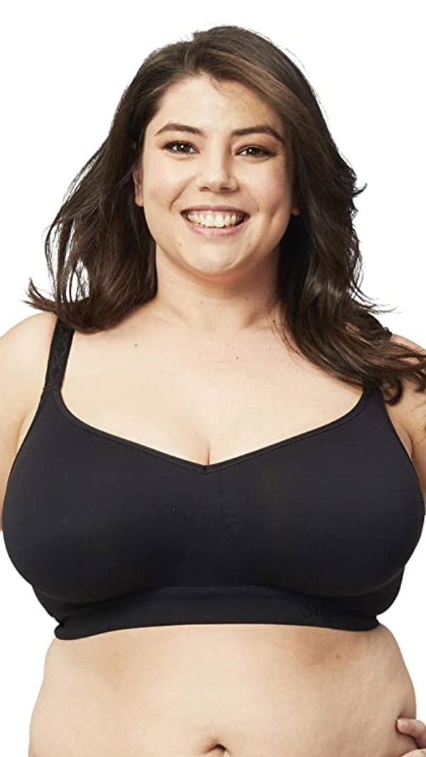 Sugar Candy Basic Wireless Comfort Bra (for F-K Cups)