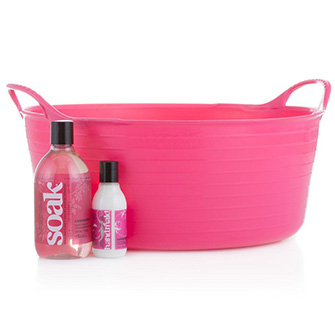 Soak Basin Set